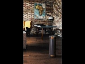 ESSE Vector brick wall room